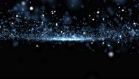 VJ 173 动态粒子光斑视频背景素材