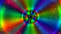 VJ 271 动态粒子光斑视频背景素材