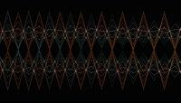 VJ 280 动态粒子光斑视频背景素材