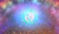 VJ 303 动态粒子光斑视频背景素材