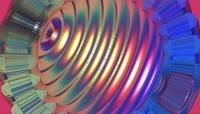 VJ 308 动态粒子光斑视频背景素材
