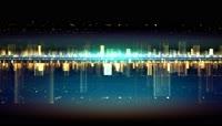 VJ 339 动态粒子光斑视频背景素材