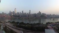 1、延时摄影\-重庆的夜景