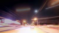 13北京新年城市夜景烟花延时摄影