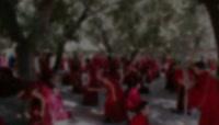 8寺庙场景视频实拍