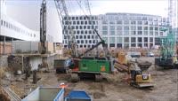 26建筑工地施工延时摄影