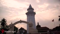 28、清真寺寺庙延时摄影