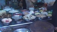 8、海南岛中国的海鲜市场