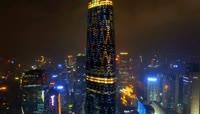 1、广州城市夜景