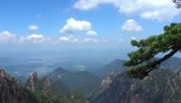 10黄山景区旅游实拍