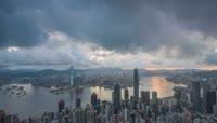 30香港城市美