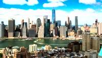 4k纽约 延时