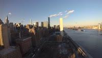 28、4K 纽约太阳日落