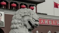5、北京地标性建筑延时摄影