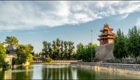 6、美丽的北京旅游景点城市建筑延时摄影