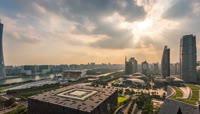 12、广州城市延时摄影 2