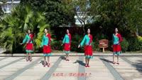 34、广州春风广场舞《雪山姑娘》(编舞:花语) 2