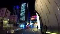12、上海城市生活延时摄影