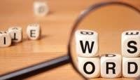 字典日关于自动字母