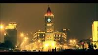天津城市夜景城市发展城市宣传片延时摄影高清实拍视频素材