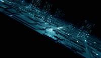 10分钟震撼大气信息科技光线云计算大数据视频素材