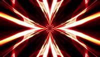 超震撼红色火焰