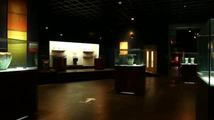 河南殷墟博物馆文物陶器玉器青铜器
