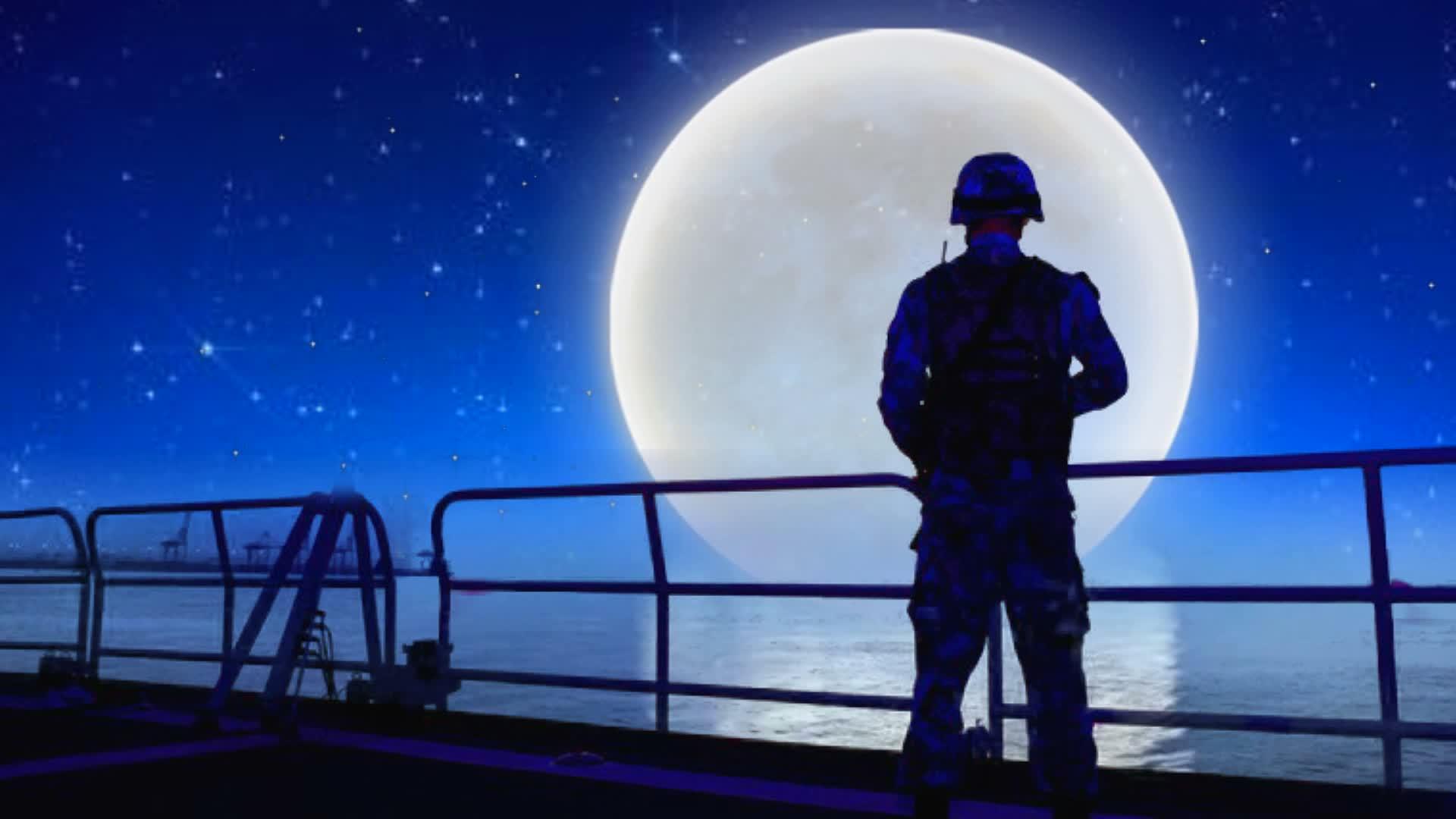 配乐成品  军港之夜 经典老歌