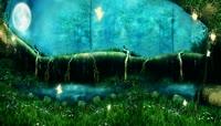 6\.绿色森林蝴蝶