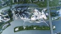 04\.长沙梅溪湖国际文化艺术中心方案动画