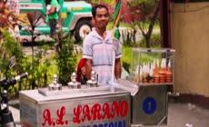 美味的食物旅游宣传视频