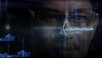 物联网城市建筑商务人士企业宣传片视频素材