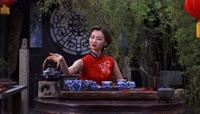茶艺茶道茶具茶文化4K