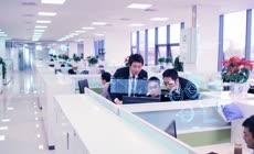 高科技商务企业宣传片视频