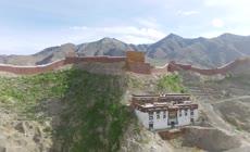 高清航拍西藏旅游宣传视频素材