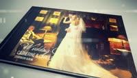 婚礼家庭相册故事模板