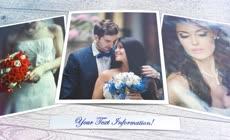 婚礼的时刻婚庆相册模板