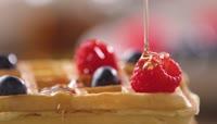 实拍美味可口美食视频素材超高清