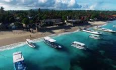 4K高清巴厘岛美景航拍摄影