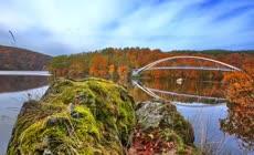 高清壮美的自然山河延时摄影