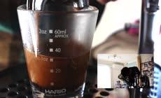 高清咖啡情调主题美食视频素材