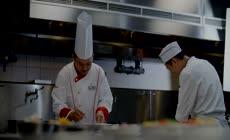 中国风主题文化餐厅视频