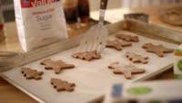 可口的美味的食物特写高清视频