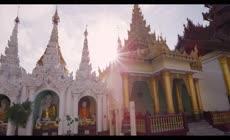 高清实拍缅甸风光视频素材