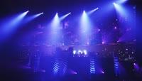 4K演唱会狂欢派对夜店夜场超高清视频素材