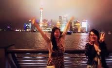 北京上海广州旅游人文景观视频素材
