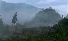武当山打太极拳的道士视频素材