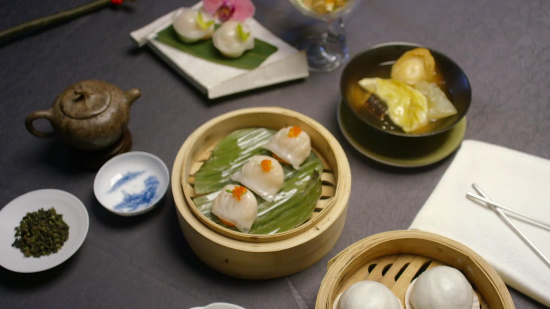 中餐制作及品尝