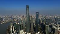 上海地标建筑视频素材