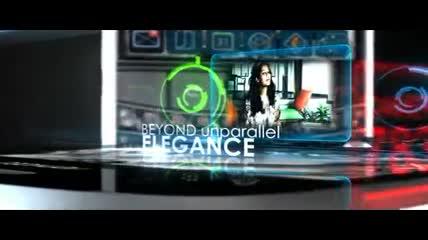 未来感十足手机投影技术展示AE模板